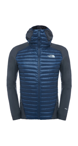 The North Face M's Verto Micro Hybrid Jacket Cosmic Blue/Asphalt Grey